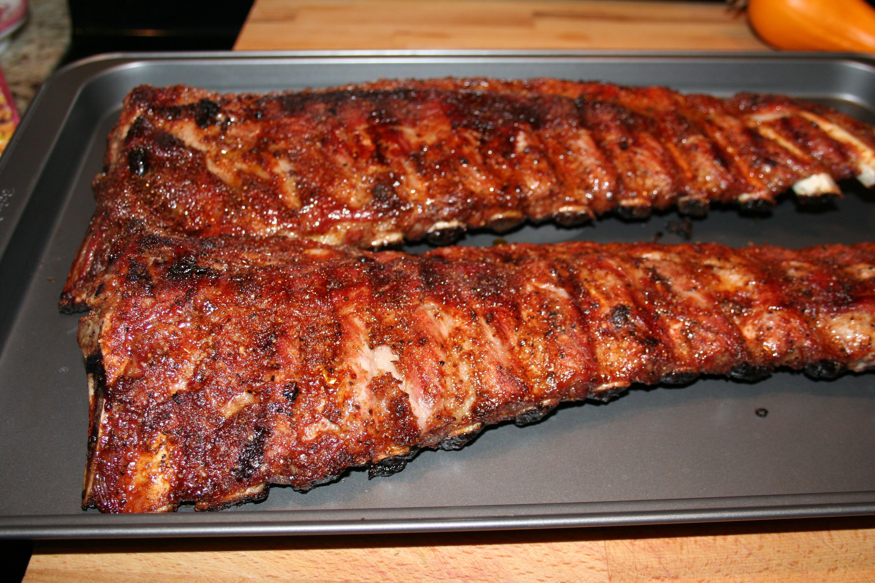 Kansas City Ribs and Rub – The Keith Stone