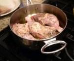 brown'n chicken