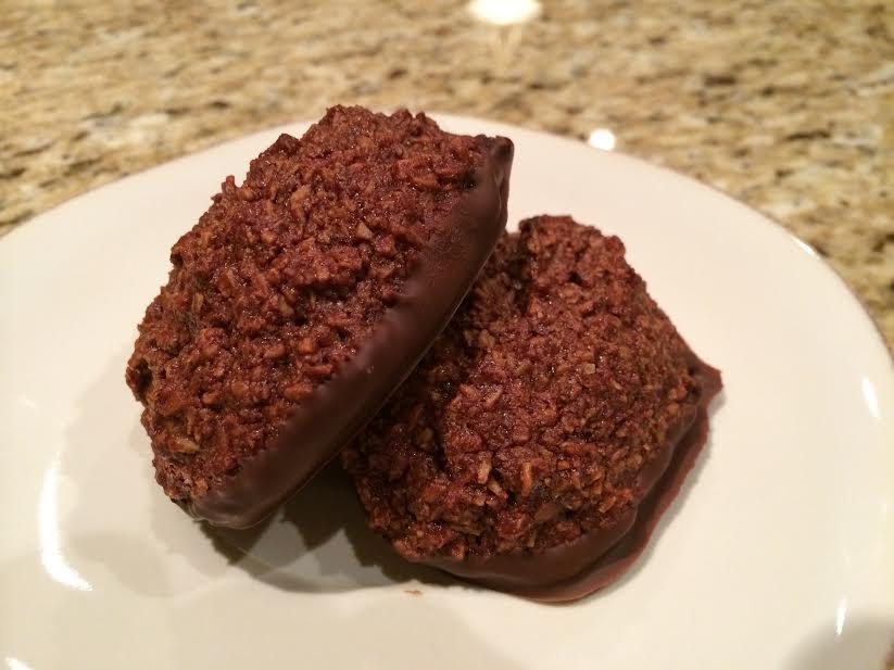 Chocolate Macroons